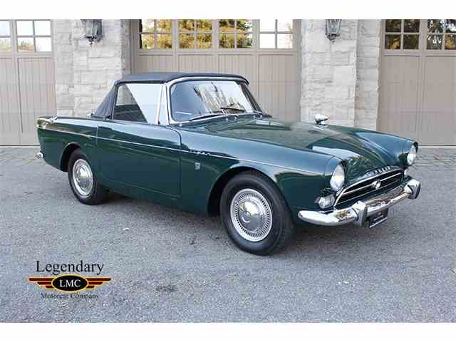 1965 Sunbeam Tiger | 956418