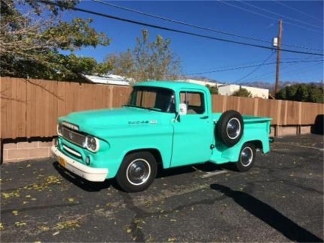 1960 Dodge Pickup | 956421