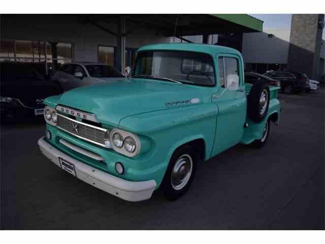 1960 Dodge D100 | 956421