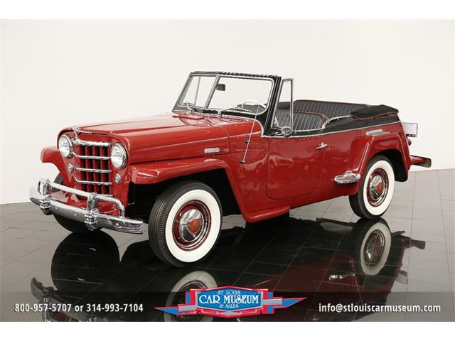 1950 Willys-Overland Jeepster | 956422