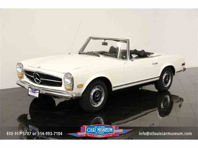 1969 Mercedes Benz 280SL Convertible | 956423