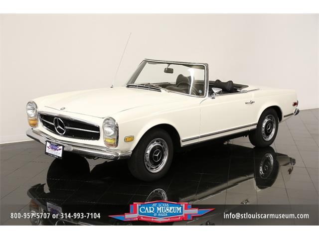 1969 Mercedes Benz 280SL Convertible   956423