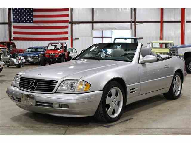 1999 Mercedes-Benz SL500 | 956425