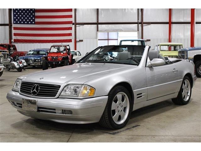 1999 Mercedes-Benz SL500   956425