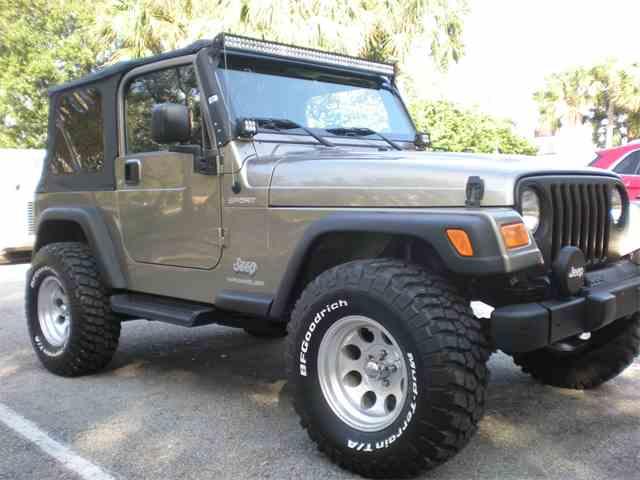 2003 Jeep Wrangler | 956427