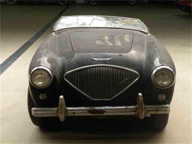 1954 Austin-Healey 100-4 | 956430