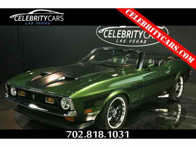 1972 Ford Mustang   956438