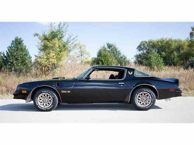 1978 Pontiac Firebird Trans Am | 956447