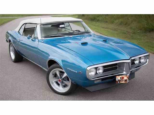 1967 Pontiac Firebird | 956449