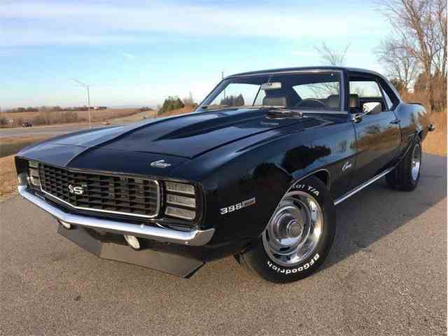 1969 Chevrolet Camaro | 956450