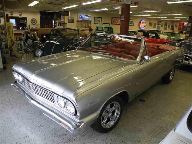1964 Chevrolet Chevelle Malibu | 956456