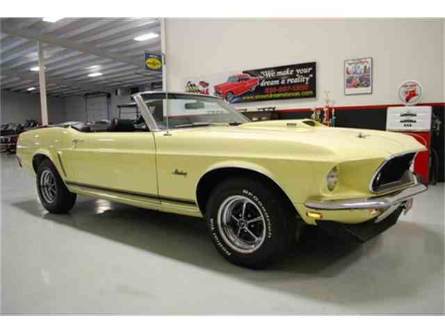 1969 Ford Mustang | 956464