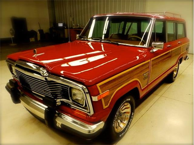 1983 Jeep Grand Wagoneer Limited | 956466