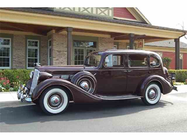 1937 Packard Super Eight | 956475