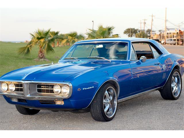 1967 Pontiac Firebird | 956477