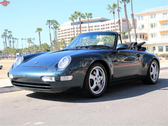 1995 Porsche 911   956486