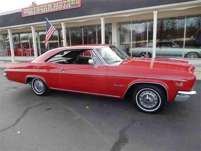 1966 Chevrolet Impala SS | 956488