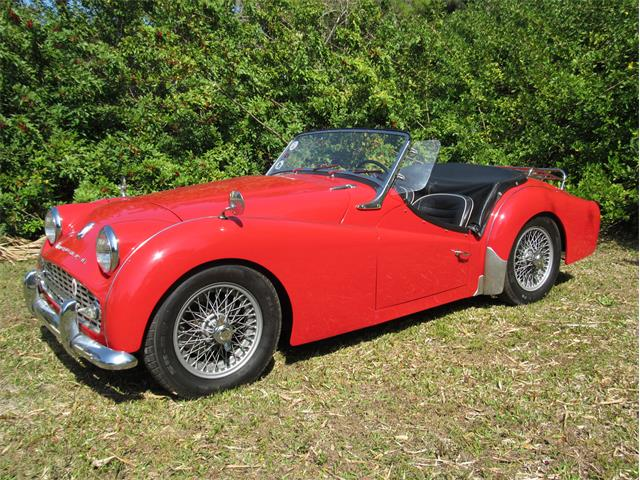 1960 Triumph TR3A | 956489