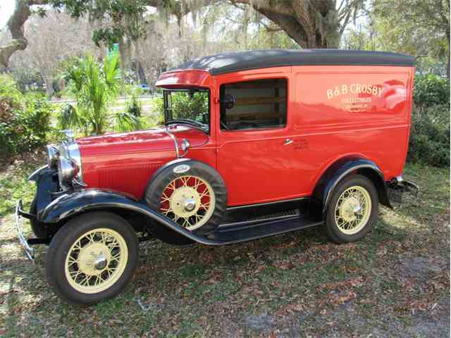 1931 Ford Model A | 956491
