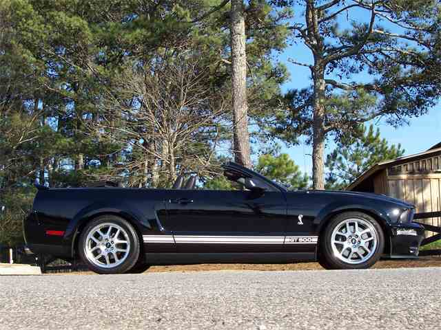 2007 Shelby GT500   956492