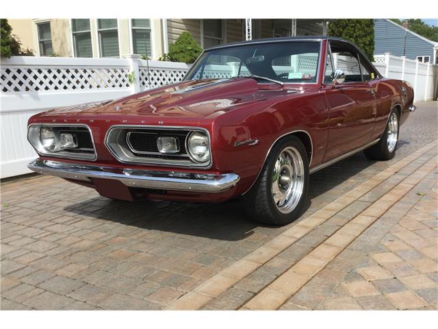 1967 Plymouth Barracuda   956497