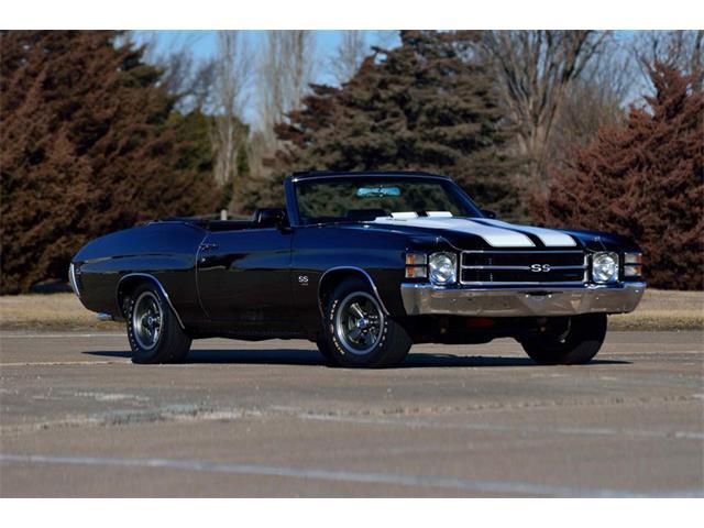 1971 Chevrolet Chevelle SS | 956502