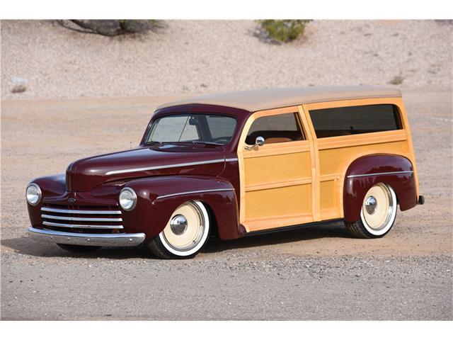 1947 Ford Street Rod   956504