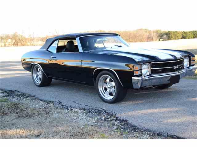1971 Chevrolet Chevelle | 956512