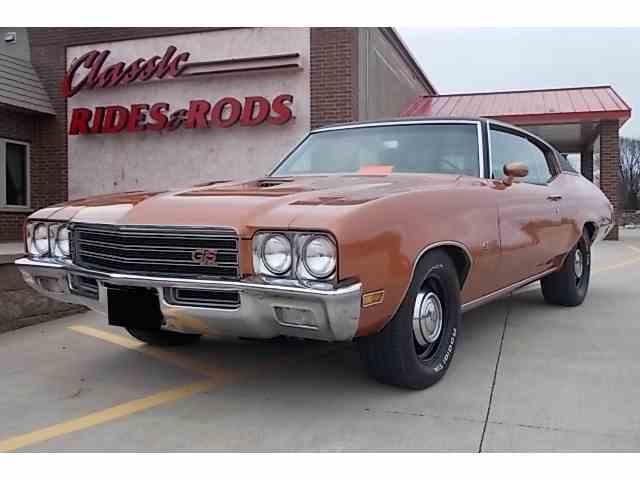 1971 Buick Gran Sport | 956516