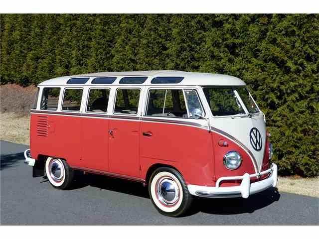 1961 Volkswagen Bus | 956519