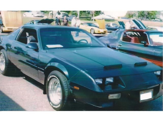 1986 Chevrolet Camaro Berlinetta | 950652