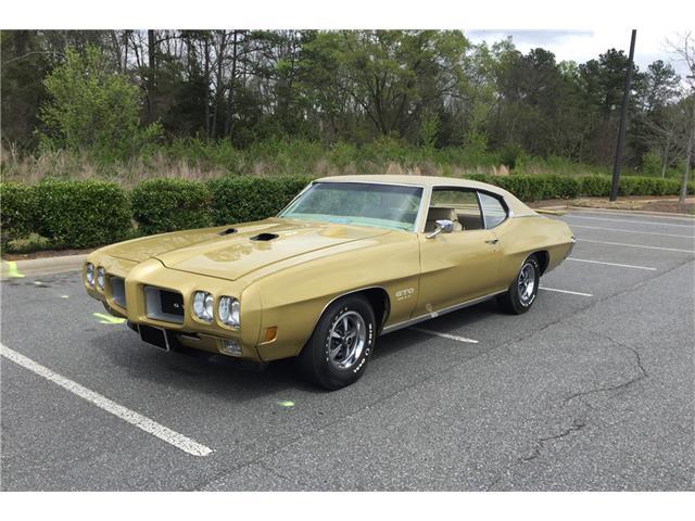 1970 Pontiac GTO | 956522