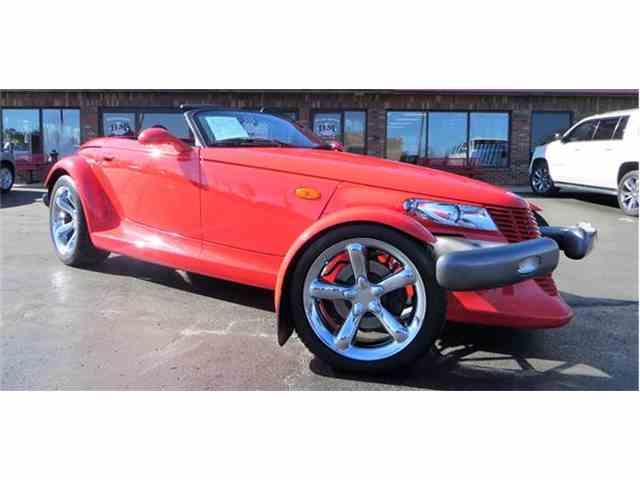 1999 Plymouth Prowler | 956527