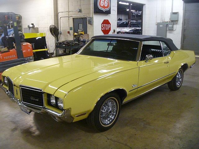 1972 Oldsmobile Cutlass | 956532