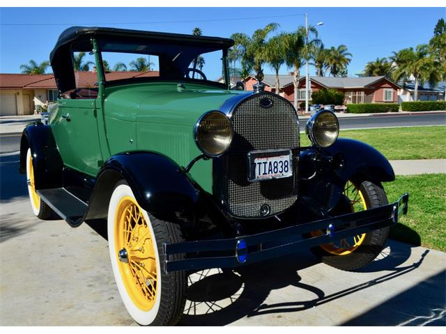 1929 Ford Model A Rumble Seat Roadster | 950655
