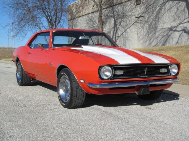 1968 Chevrolet Camaro | 950657