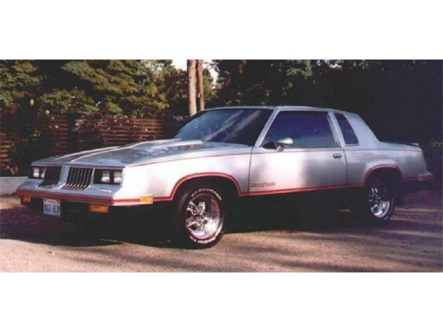 1984 Oldsmobile Hurst | 956571