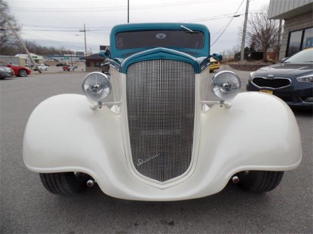 1934 Chevrolet 2-Dr Sedan | 956755