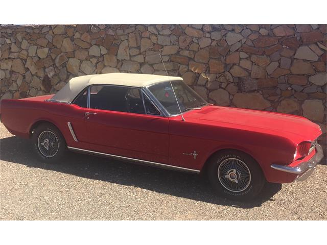 1965 Ford Mustang | 956759