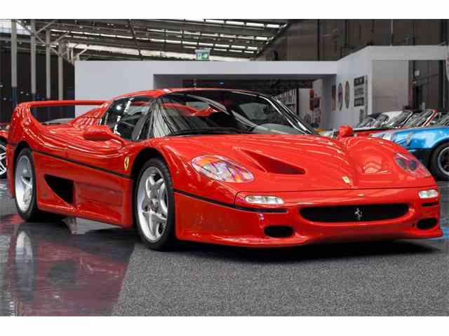 1995 Ferrari F50 | 956761
