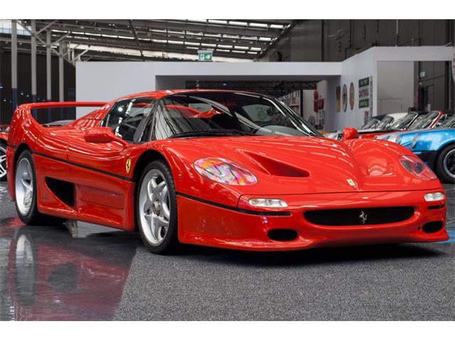 1995 Ferrari F50   956761