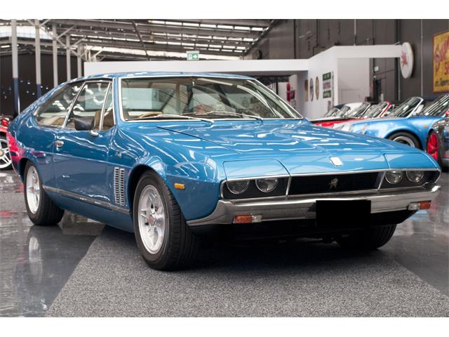 1970 Iso Rivolta Lele   956769