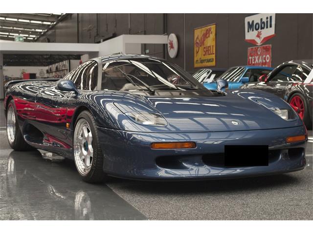 1991 Jaguar XJR-15 | 956770