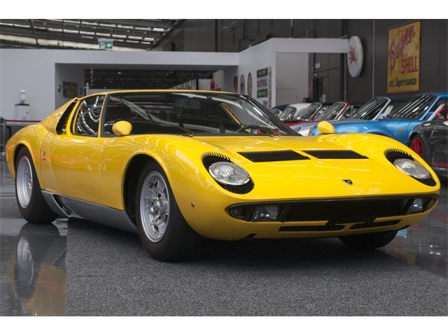 1968 Lamborghini Miura   956772