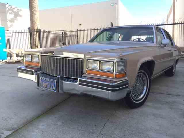 1980 Cadillac Fleetwood Brougham d'Elegance | 956773
