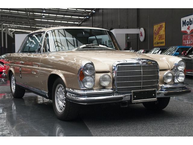 1970 Mercedes-Benz 280SE   956775