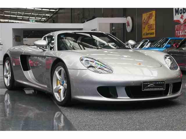 2004 Porsche Carrera GT | 956776