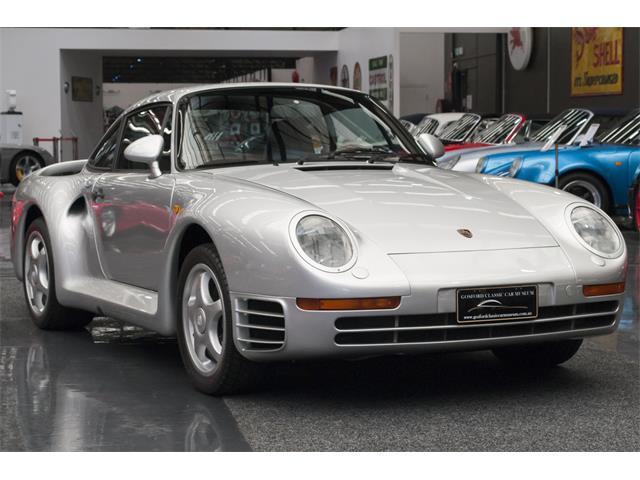 1988 Porsche 959   956778