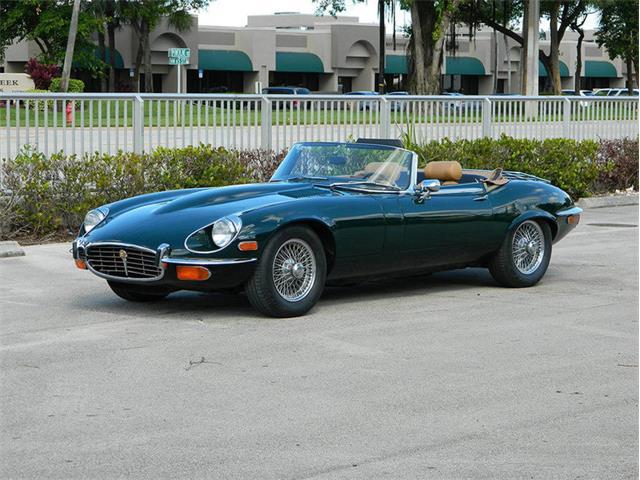 1972 Jaguar XKE | 956782