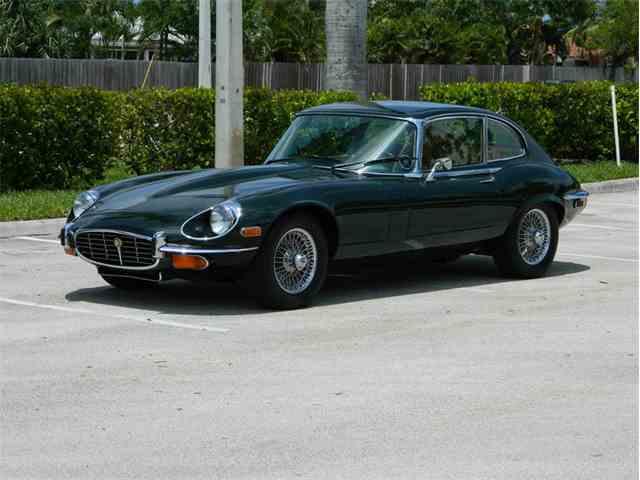 1971 Jaguar XKE | 956783